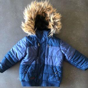 Ben Sherman toddler boy fall winter coat size 3t